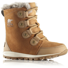 Sorel Youth Whitney Suede Boots Elk/Natural